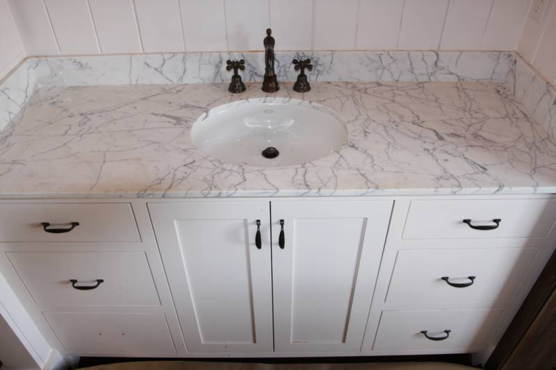 top work collection kent bespoke uk marble stone tops vanity bathroom marron emperador